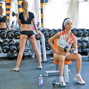 Фитнес-клубы Каслей