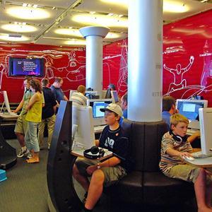 Интернет-кафе Каслей