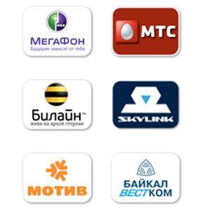 Операторы сотовой связи Каслей