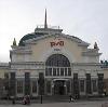 Железнодорожные вокзалы в Каслах