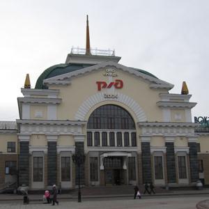 Железнодорожные вокзалы Каслей
